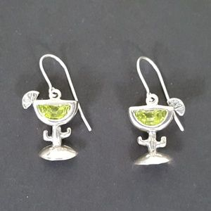 Silpada Sterling Silver Margarita Dangle Earrings